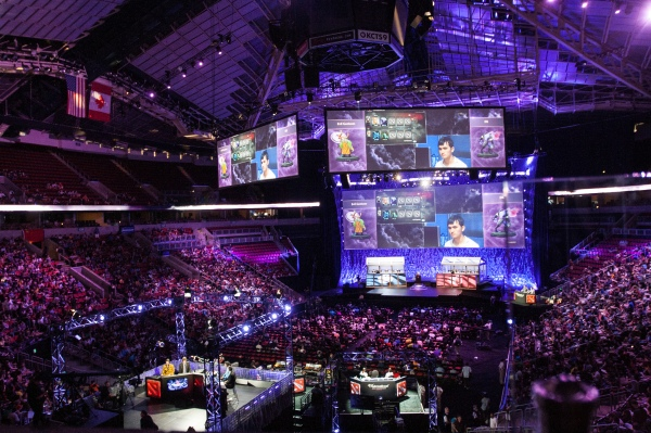 More than 20 million people streamed The International 2014. Photo courtesy of Jakob Wells.